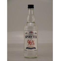 洋酒原瓶进口Spirytus Vodka生命之水&#2787