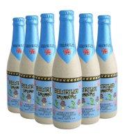 比利时进口啤酒 Delirium Tremens浅粉象啤酒330ml*6 瓶装 浅粉象啤酒330ml*6瓶