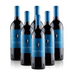 澳大利亚 原瓶进口 小企鹅梅洛红葡萄酒 750ml*6支装