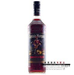 洋酒进口摩根船长黑朗姆酒Captarn Morgan Rum烈酒鸡尾酒