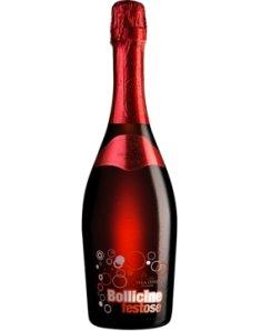 意大利缤纷年华桃红半干起泡葡萄酒