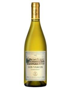 智利巴斯克夏多内干白葡萄酒
