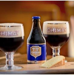 Chimay/智美系列修道院啤酒 比利时精酿 进口啤酒【精酿啤酒体验馆】 智美蓝帽