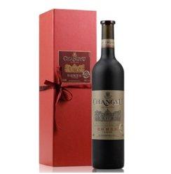 【俺买酒】张裕解百纳珍藏级干红葡萄酒750ml 商务用酒