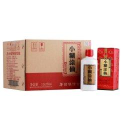 小糊涂仙 52度 250ml*12瓶 白酒整箱装 (新老包装随机发货)