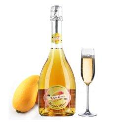 【夏商精选】意大利原瓶进口 意彩起泡葡萄酒 芒果起泡葡萄酒单支装