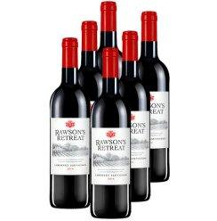 洛神山庄赤霞珠红葡萄酒-6支装(又名:奔富洛神山庄赤霞珠干红葡萄酒)(奔富酒厂出品)