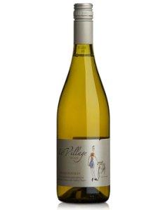 法国写意田园霞多丽干白葡萄酒