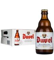 比利时原装进口 Duvel 督威啤酒 小麦啤酒 精酿啤酒 比利时精酿 进阶精酿 进口啤酒 24瓶 督威小麦啤酒 金色艾尔