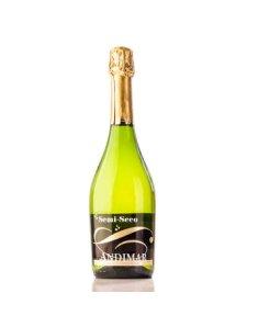 西班牙爱之湾黑标半干型起泡葡萄酒