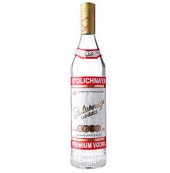 苏连红(Stoli) 洋酒 拉脱维亚 苏红伏特加750ml
