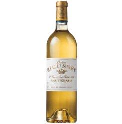 拉菲丽思(CHATEAU RIEUSS) 法国苏玳拉菲莱斯贵腐甜白葡萄酒 2013 750ml