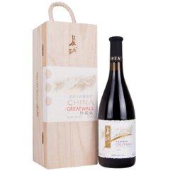 长城 金色庄园 珍藏级干红葡萄酒 750ml