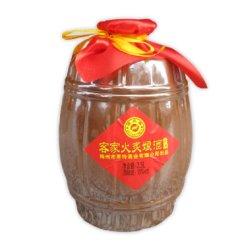绿兰春客家火炙娘酒2500ml 广东梅州客家特产馆 糯米老酒 甜黄酒 月子酒餐春节礼品