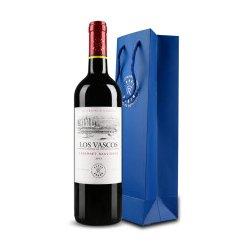智利拉菲红酒 lafite酒庄 拉菲巴斯克卡本妮苏维翁干红葡萄酒 750ml