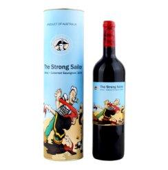 詹姆士水手(09)西拉混合干红葡萄酒750ml
