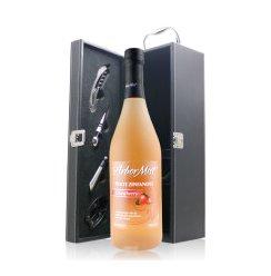 美国绿雾草莓水果味葡萄酒 单皮盒 750ml