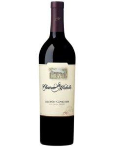 美国圣密夕葡萄园赤霞珠干红葡萄酒