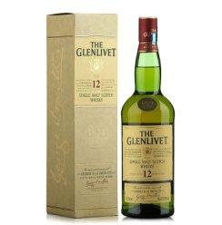 格兰威特12年苏格兰单一麦芽威士忌